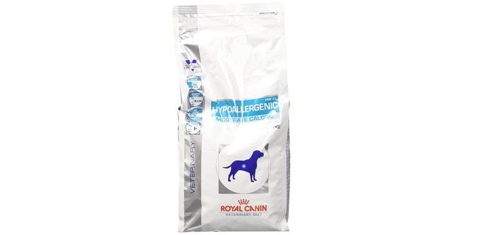 Croquettes pour chien adulte Royal Canin Veterinary Diet Dog Hypoallergenic