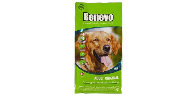 Croquettes pour chien adulte Benevo