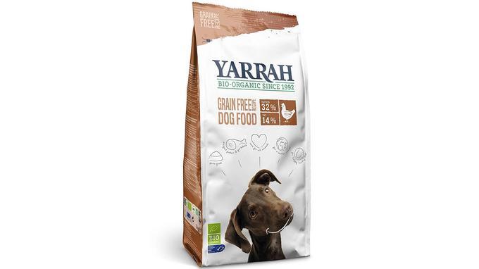 Croquettes pour chien adulte: Yarrah bio