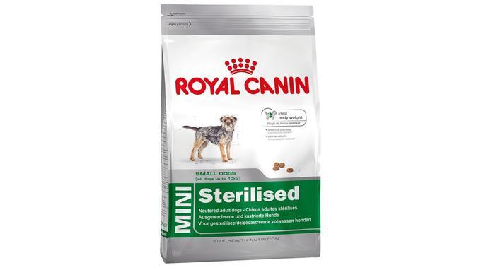 Croquettes pour chien adulte: Royal Canin Mini Sterilised