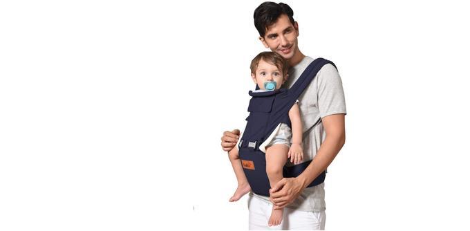 Porte-bébé ventral Bable