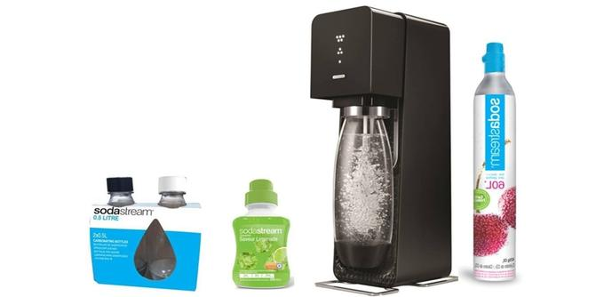 Machine à soda Sodastream Source