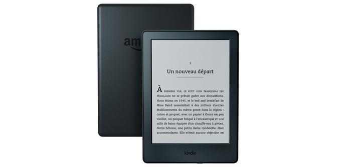 Liseuse: Kindle
