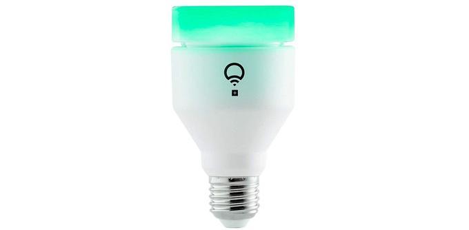Ampoule connectée LIFX + (E27) Ampoule LED connectée Wi-Fi