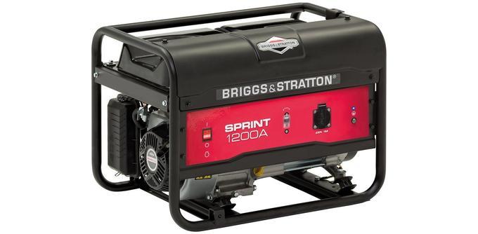 Groupe électrogène Briggs & Stratton SPRINT 1200A