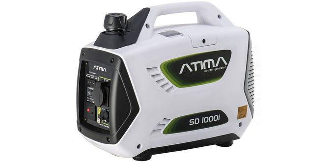 Groupe électrogène Atima SD1000i