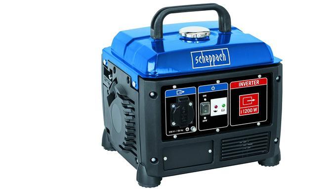 Groupe électrogène Scheppach Onduleur SG1200