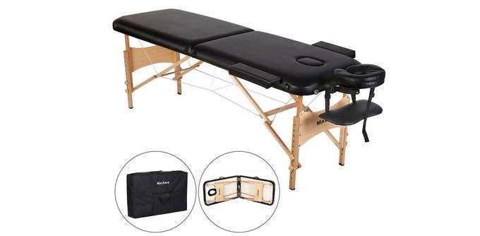 Table de massage pliante MaxKare