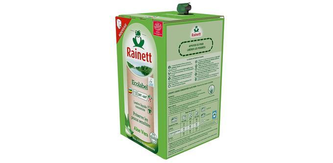 Lessive liquide écologique Rainett