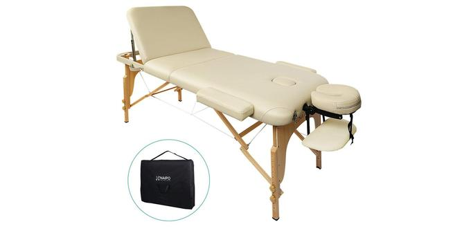 Table de massage Naipo