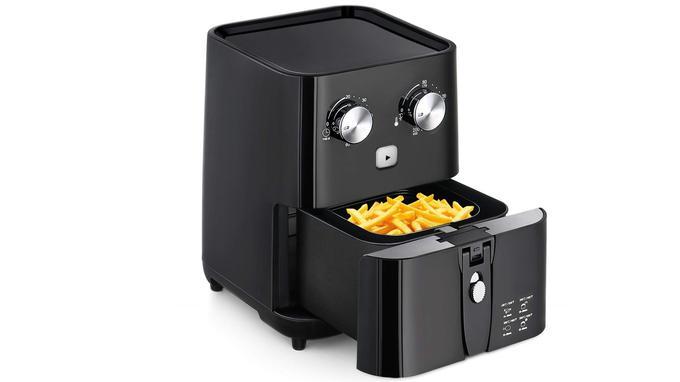 Friteuse sans huile Amzdeal