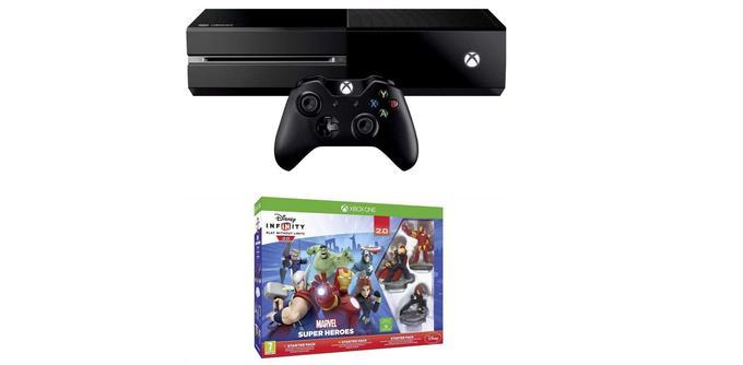 Xbox One avec Disney Infinity 2.0