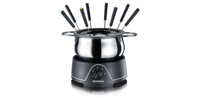 Appareil à fondue bourguignonne: Severin F02400