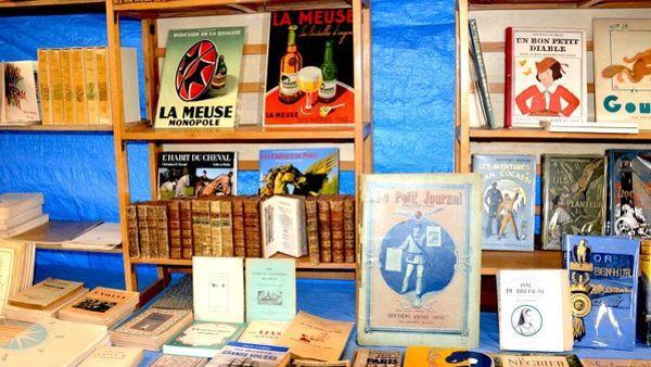 Marché du Livre Paris