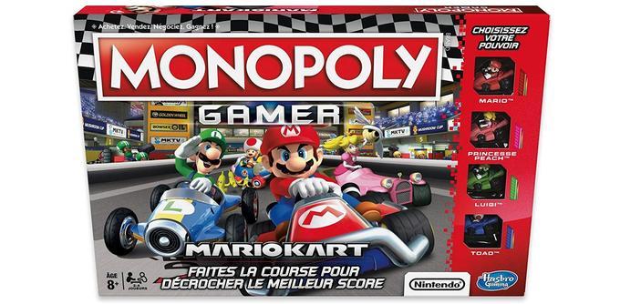 Jouets connectés: Monopoly Gamer