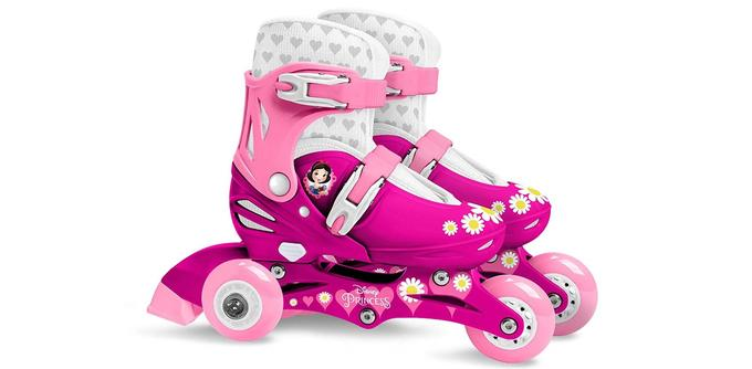 Les rollers: Disney Princess