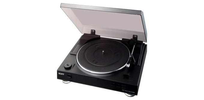 Platine vinyle: Sony PS-LX Platine 300