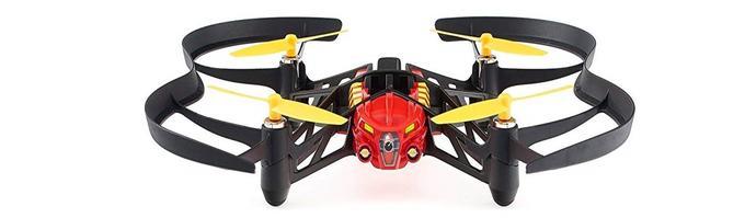Jouets connectés: Quadricoptère Parrot Airborne Night Blaze