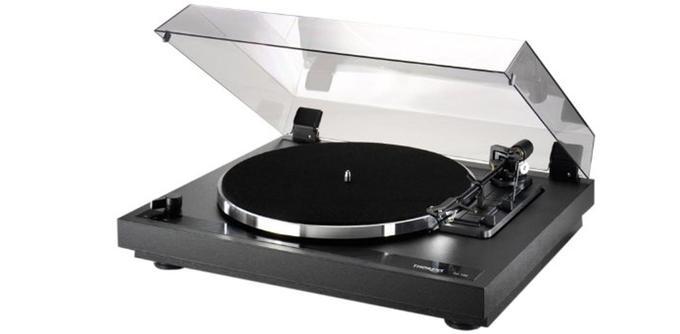 La platine vinyle ; Thorens TD 190-2