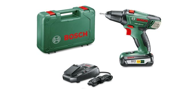 Perceuse-visseuse multifonction Bosch «Expert»