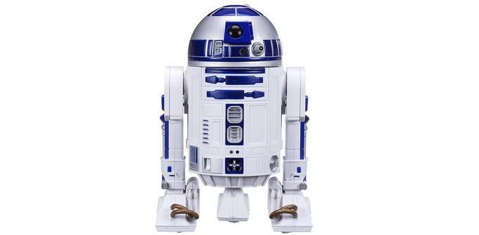 Jouets connectés: Robot R2-D2 télécommandé