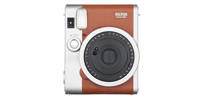 Polaroid Instax Mini Fujifilm: Instax Mini 90