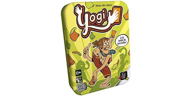 Jeu d'ambiance Yogi
