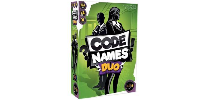Jeux de société: Codenames Duo