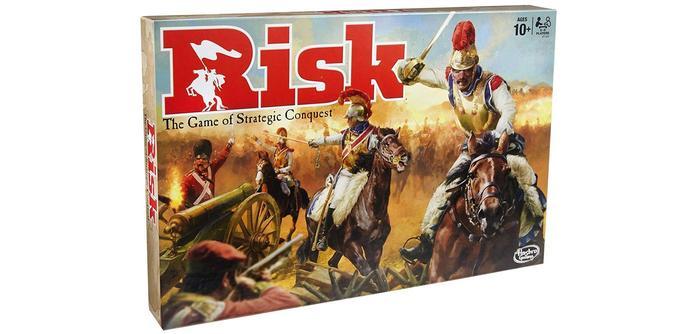 Jeux de société de stratégie: Risk