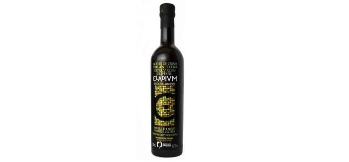Huile d'olive Cladium Hojiblanco