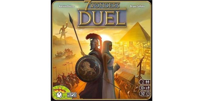 Jeux de société: 7 Wonders