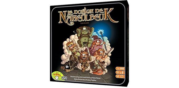 Jeux de société de stratégie: Le Donjon de Naheulbeuk