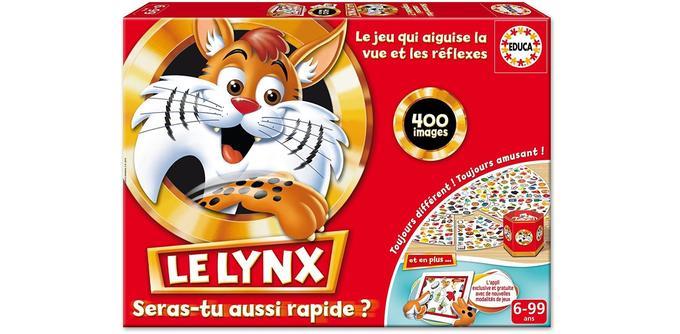 Jeu de société Educa Lynx 400