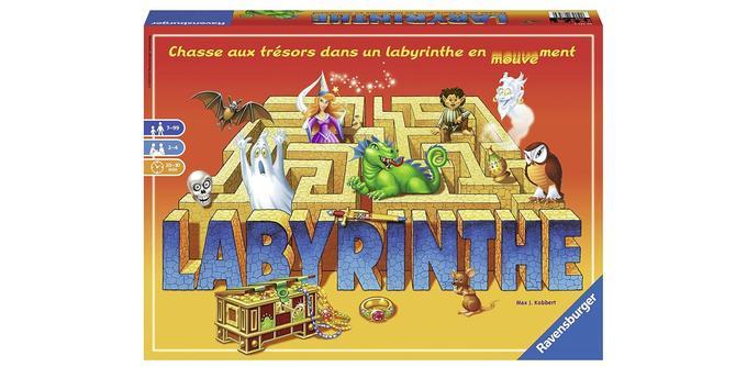 Jeux de société de stratégie: Labyrinthe