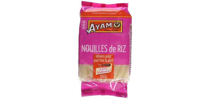 Nouilles de riz Ayam