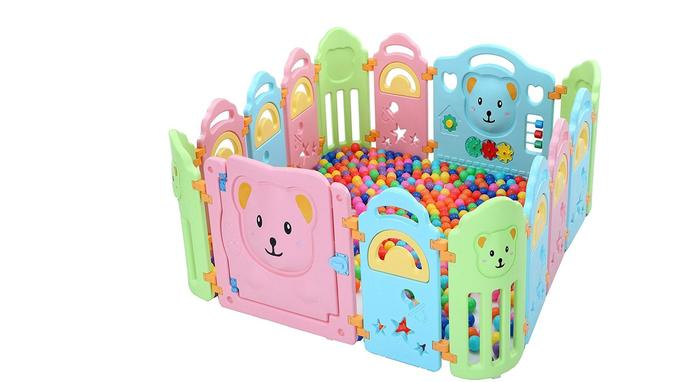 Parc en plastique urreal Infant & Baby Playpen