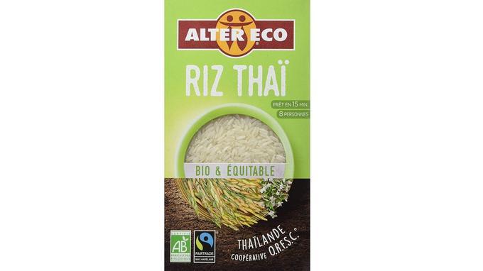 Alter Eco riz thaï