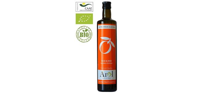 Arol l'huile d'olive extra-vierge bio