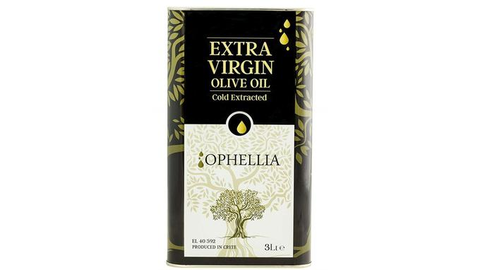 Huile d'olive extra vierge Ophellia