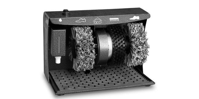 Cireuse à chaussures électrique DCG FBA-RA-72T2-DS9R