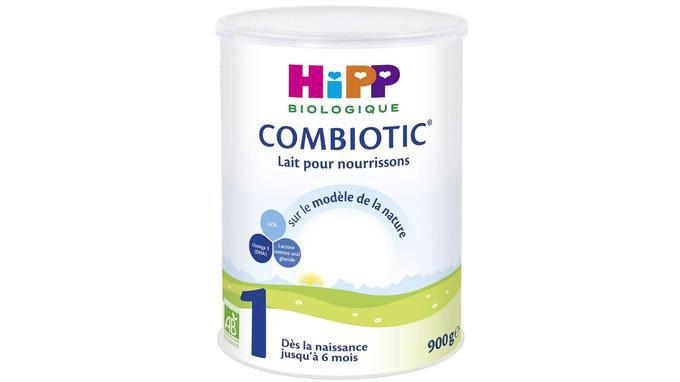 Lait infantile: Hipp Biologique Combiotique
