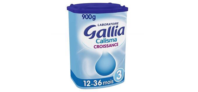 Lait infantile Gallia Calisma Croissance