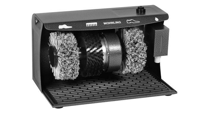 Cireuse à chaussure électrique: Wohnling SPH5.102