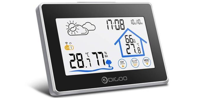 Station météo Digoo DG-TH8380