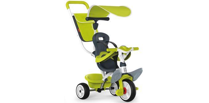 Tricycle évolutif pour bébé Smoby Baby Balade 2