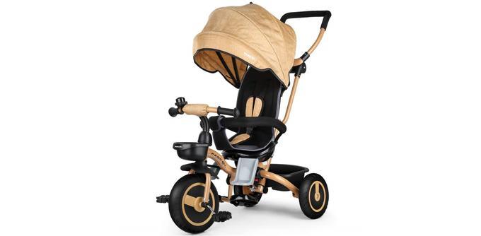 Tricycle évolutif pour bébé Fascol