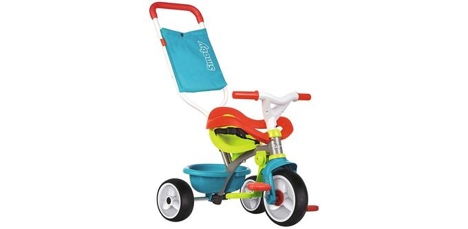 Tricycle évolutif pour bébé Smoby Be Move Confort