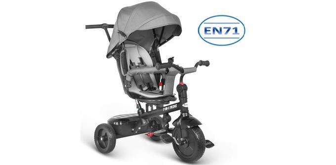 Poussette-vélo Besrey EN71