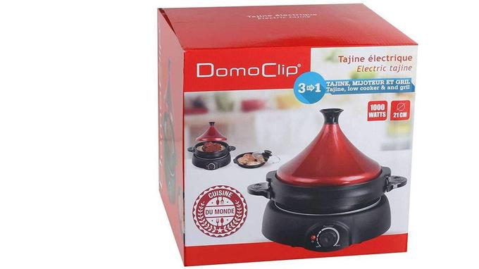 Tajine électrique Domoclip