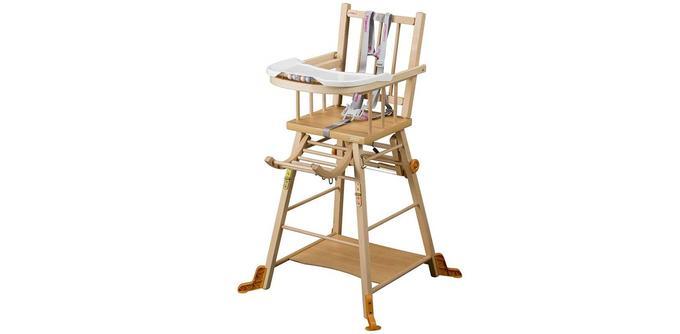 Chaise haute bébé Combelle Marcel
